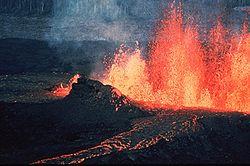 Letusan gunung berapi dapat berakibat buruk terhadap margasatwa lokal, dan juga manusia.