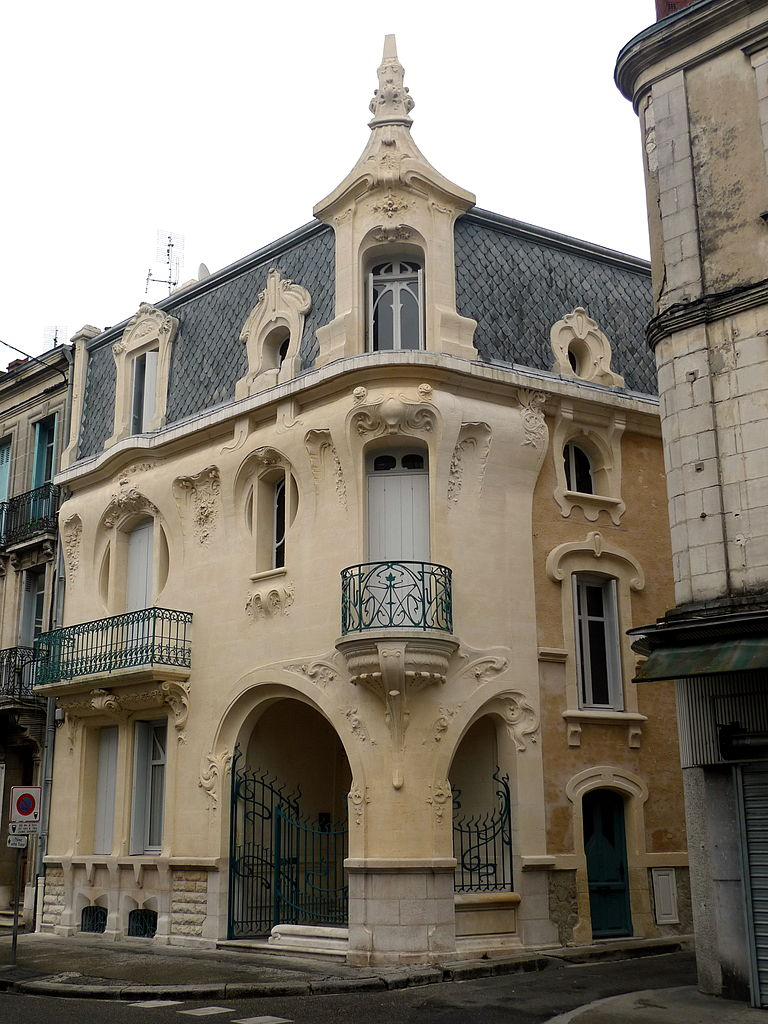 FileArchitecture style art nouveau AGENFR47jpg  Wikimedia Commons