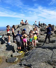 Mount Monadnock Wikipedia