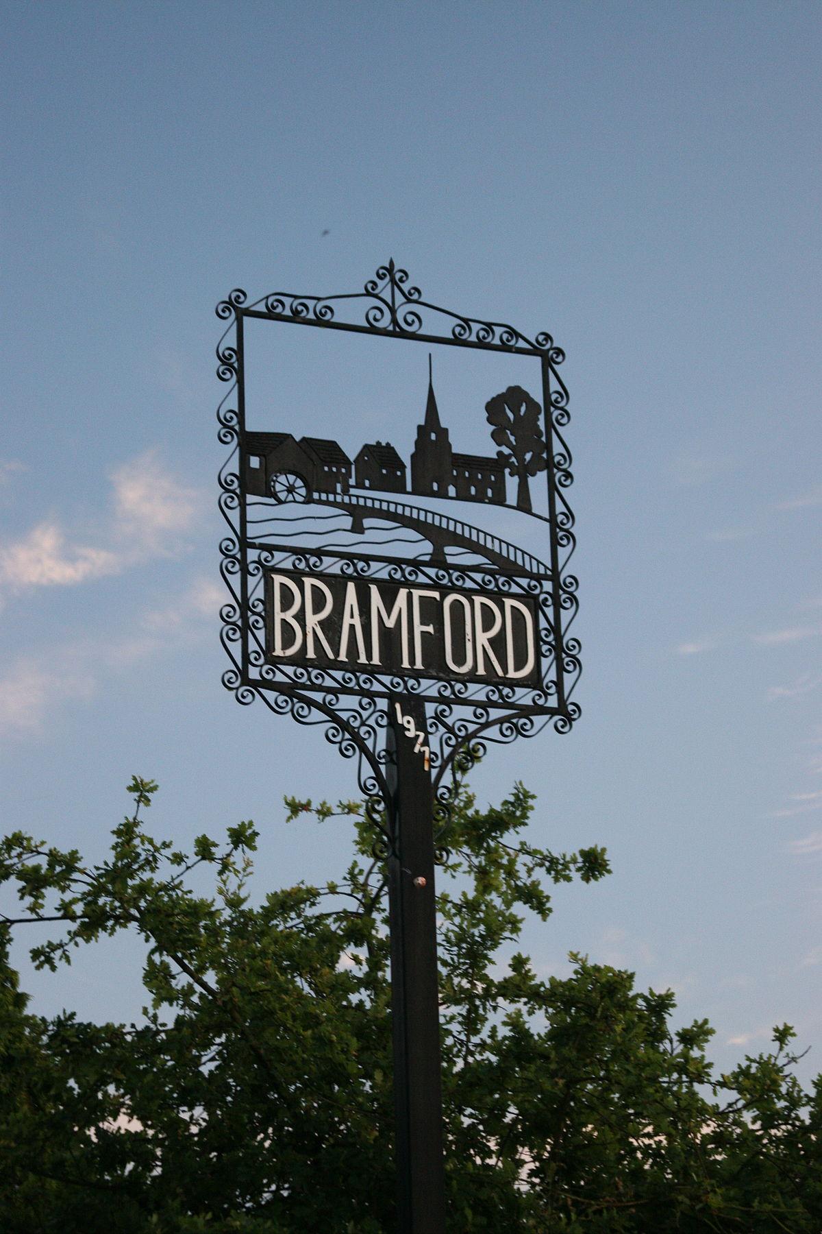 Bramford  Wikipedia
