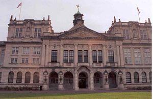 English: Cardiff University