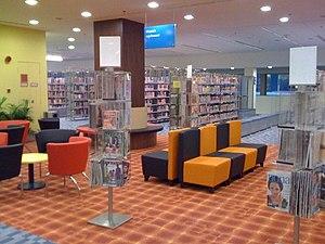 Choa Chu Kang Community Library, Singapore.