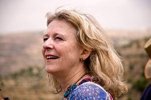 British writer Deborah Moggach