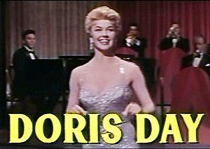 Cropped screenshot of Doris Day from the trail...