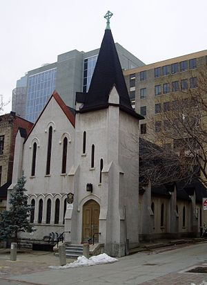 The First Evangelical Lutheran Church of Toronto