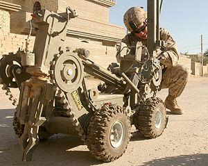 IED DETONATOR — A U.S. Marine Corps explosive ...