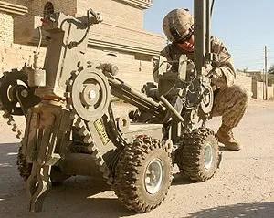 English: IED DETONATOR — A U.S. Marine Corps e...