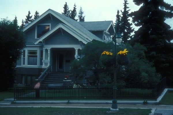 Leopold David House - Wikipedia