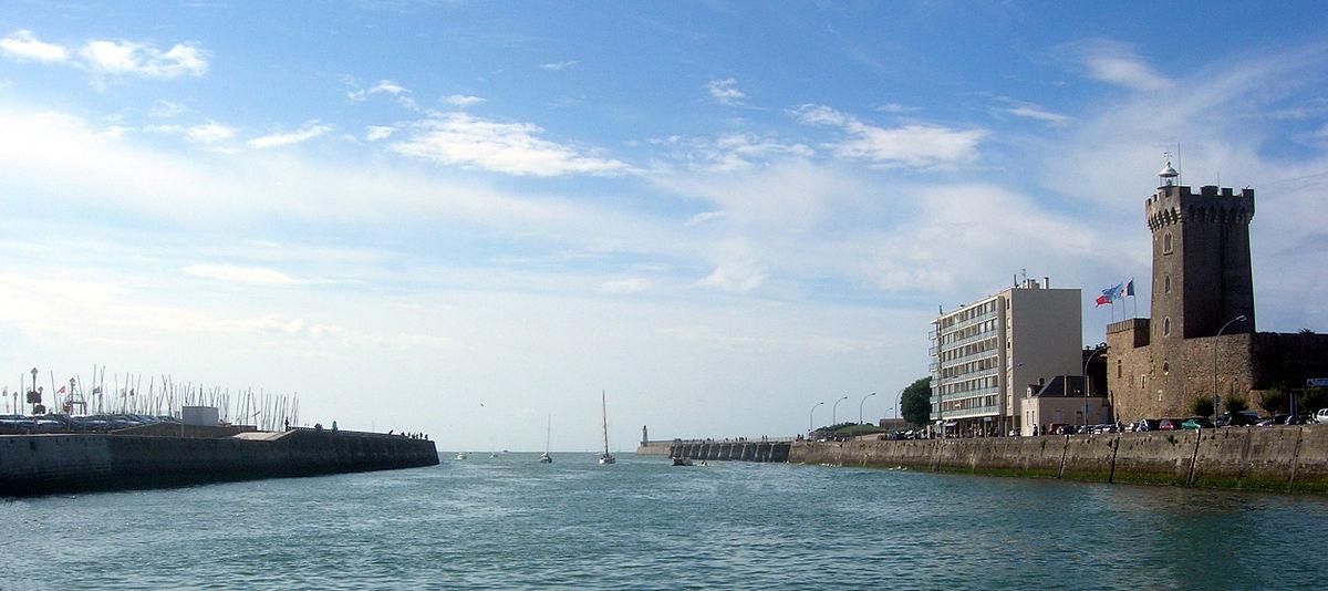 Port des SablesdOlonne  Wikipdia