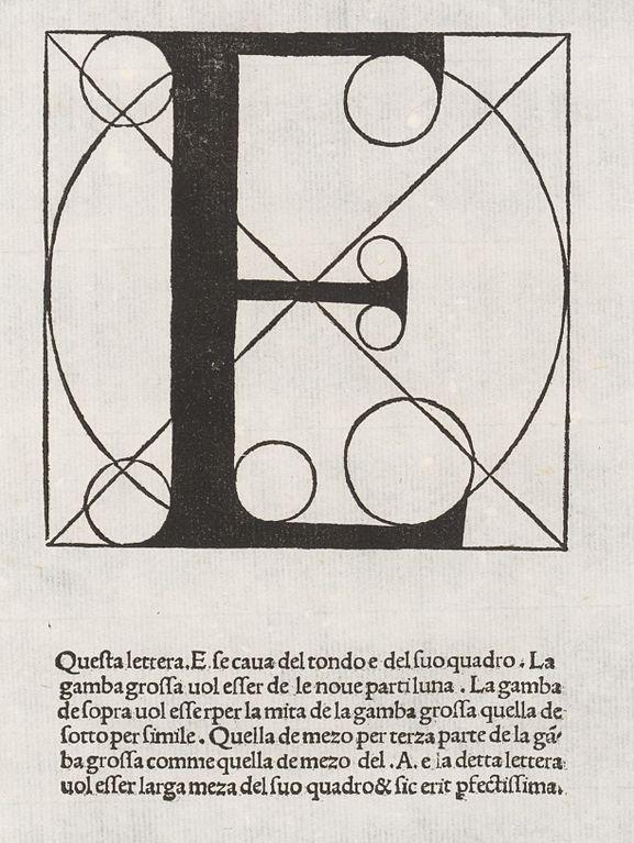 File:Luca Pacioli, De divina proportione, Letter E.jpg