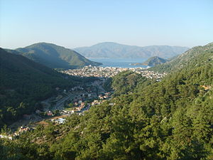 English: Turunc/Marmaris/Mugla/Turkey