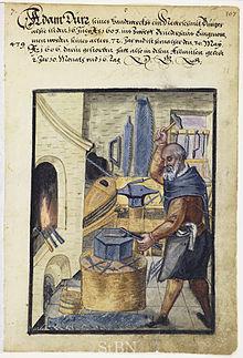 blacksmith wikipedia