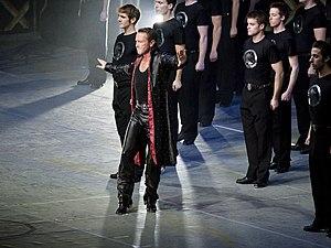 English: Irish dancer Michael Flatley
