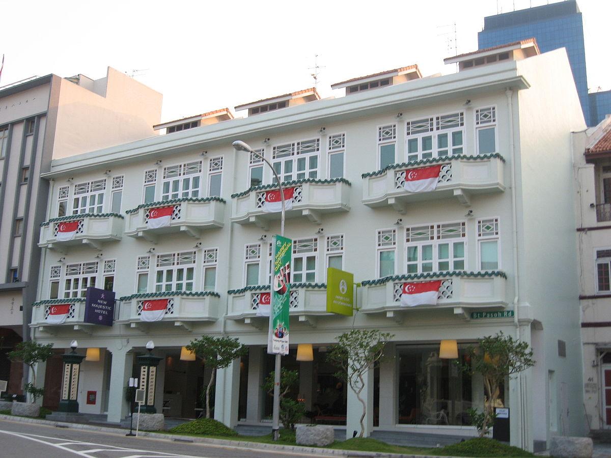 New Majestic Hotel  Wikipedia