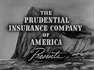 English: Title screen from the 1948 agent trai...
