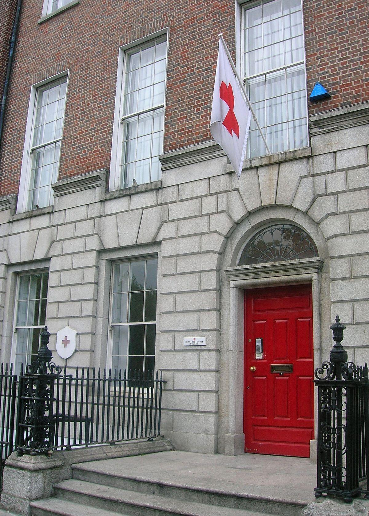 Irish Red Cross Wikipedia