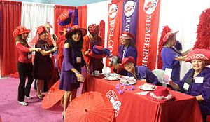 Red Hat Society Poem Download