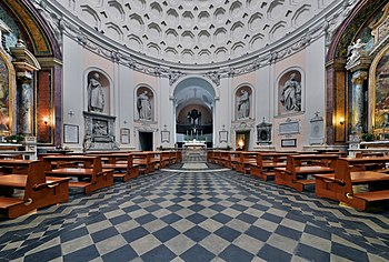 Chiesa di San Bernardo alle Terme  Wikipedia