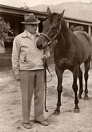 Seabiscuit and Tom Smith