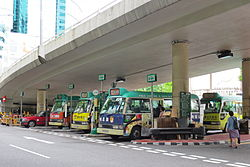 沙田站公共運輸交匯處 - 維基百科,自由的百科全書