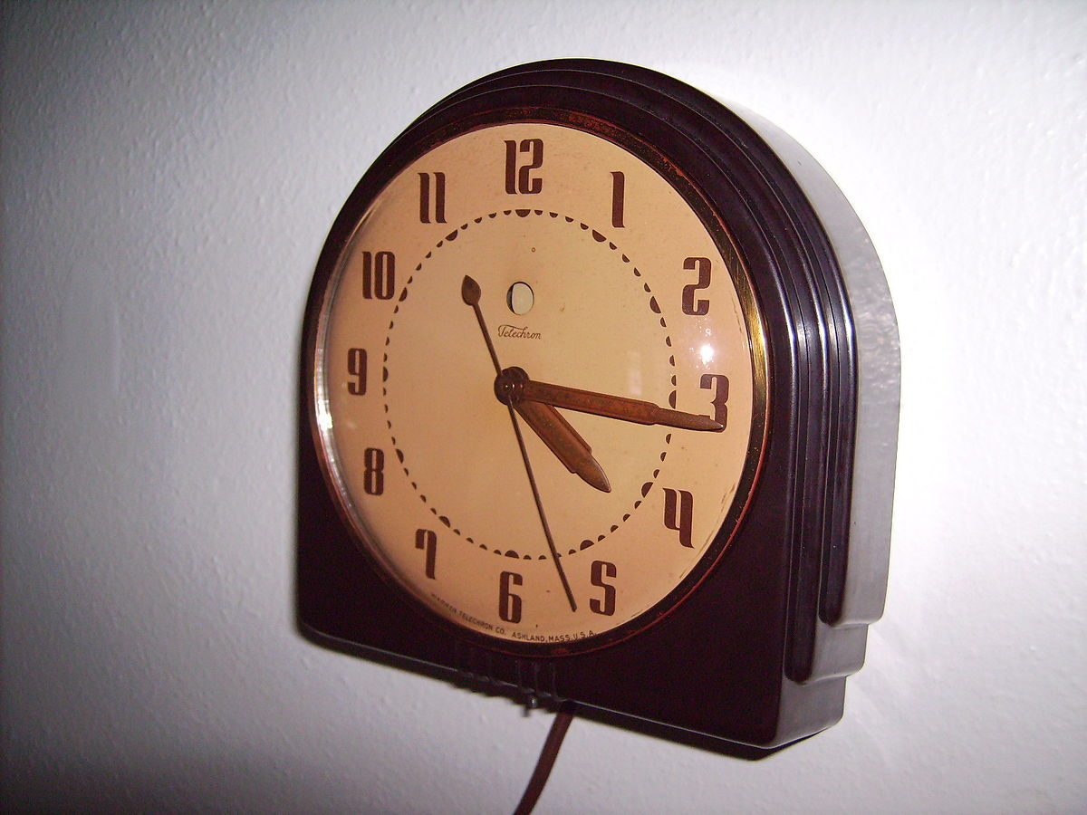hight resolution of wiring diagram for electric wall clock