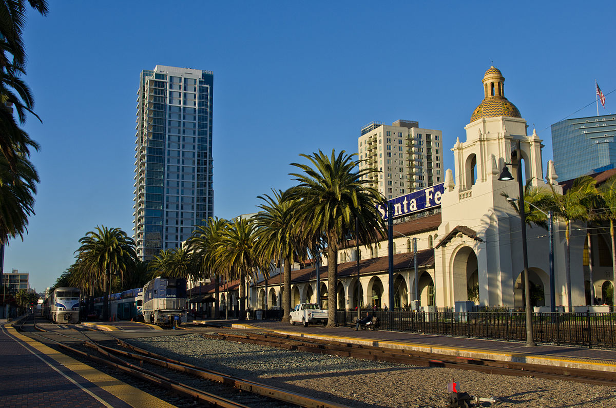Union Station San Diego  Wikipedia