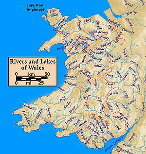 Rivers and Lakes of Wales