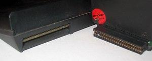 ZX-81 memo slot