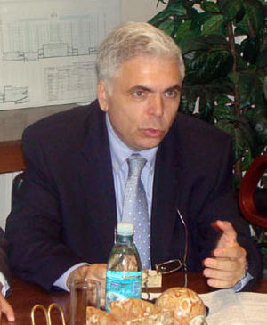 Adrian Severin, Romanian politician