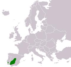 Área de distribución mundial[1]