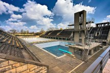 1936 Berlin Olympics Swimming