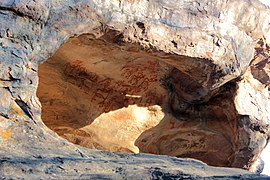 Bhimbetka rock shelters  Wikipedia