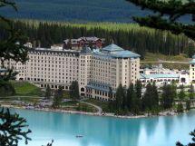 Hotel Chateau Lake Louise Canada