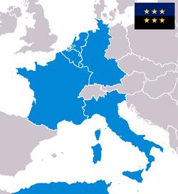 Location of Cộng đồng Than Thép