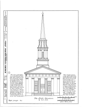 File:First Presbyterian Church, Seventh Street and College