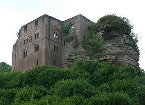 Burg Frankenstein Pfalz  Wikipedia