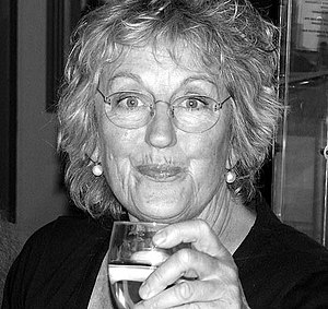 Australian author and feminist Germaine Greer ...