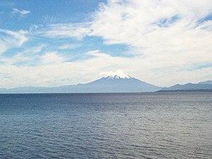 Vista del Lago Llanquihue desde la ciudad de P...