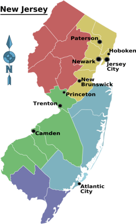 New Jersey  Travel guide at Wikivoyage
