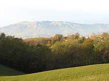 Montello colle  Wikipedia