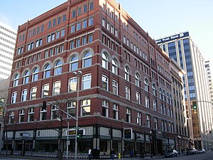 The Peyton Building in Spokane, Washington