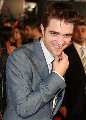 English: British actor Robert Pattinson at the...