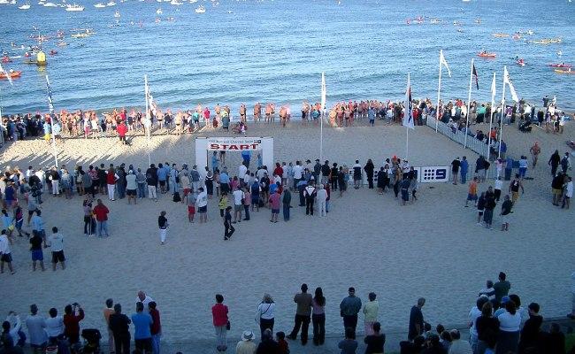 Rottnest Channel Swim Wikipedia