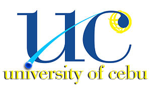 English: The official University of Cebu Logo