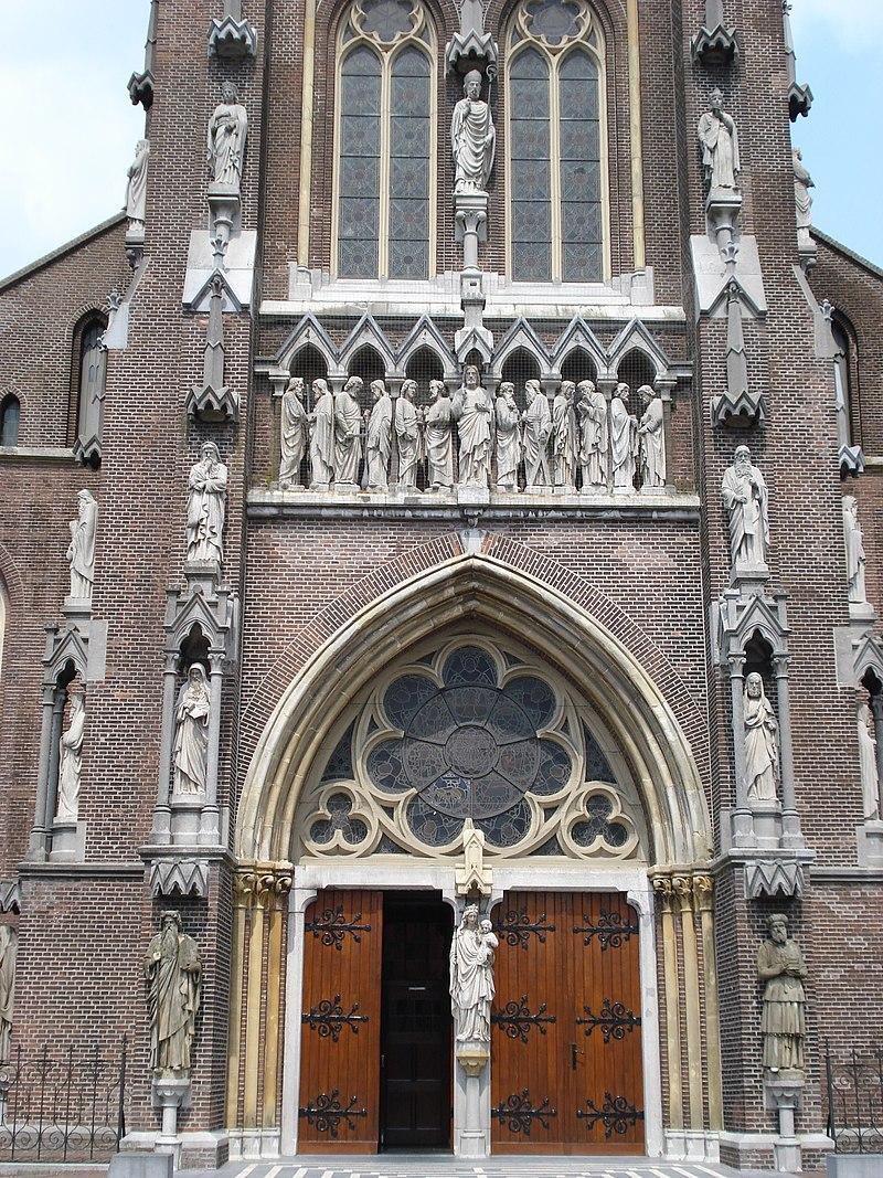 SintLambertuskerk in Veghel  Monument  Rijksmonumentennl