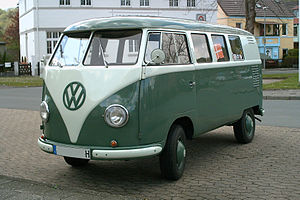 "29px Volkswagen T1 (initially still with ""dire..."