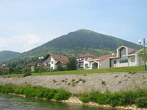 Visočica, alleged Bosnian pyramid