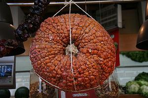 Español: Calabaza - Mercado de San Miguel