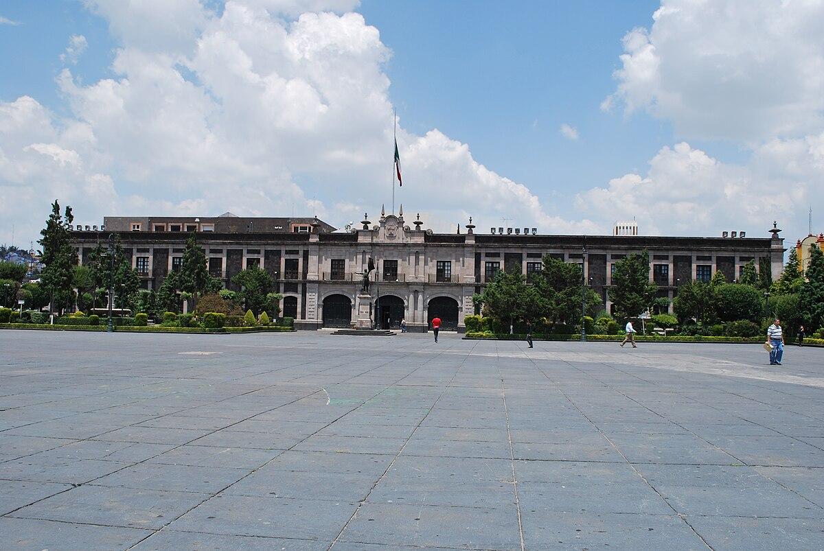 Palacio Legislativo Toluca  Wikipedia la enciclopedia