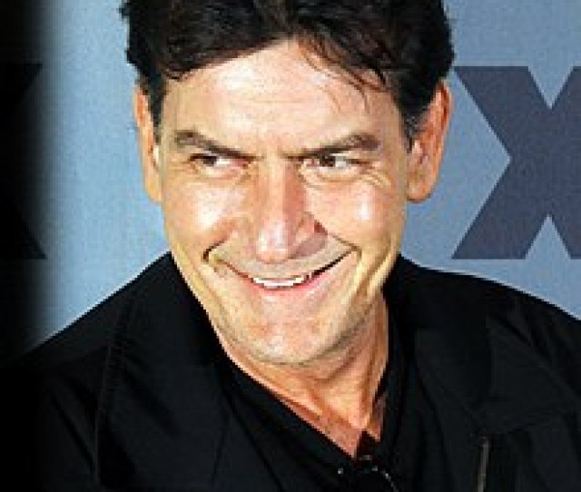Sheen At The 2012 Fx Ad Sales Upfront
